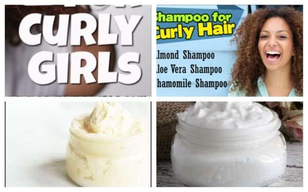 Homemade Hair Recipes For Bouncy Curls