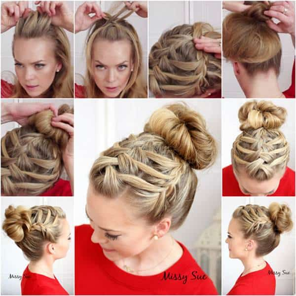 Lovely Braided Hairstyle Tutorials That You Can Make On Your Own