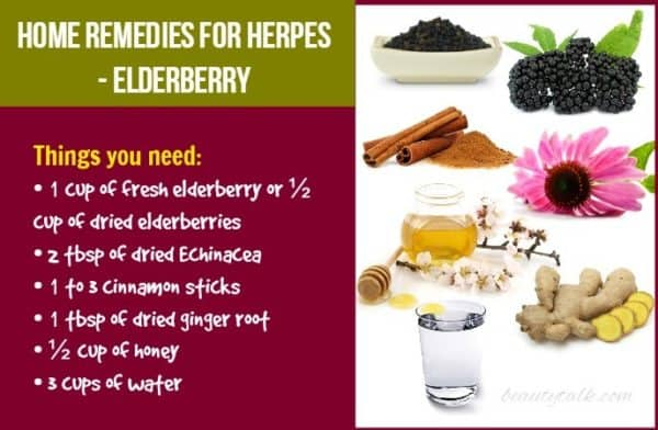 Effective Homemade Remedies To Cure Herpes