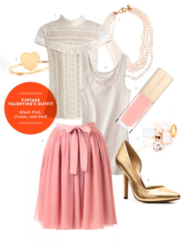 Stylish Valentines Day Outfits That You Shouldnt Miss