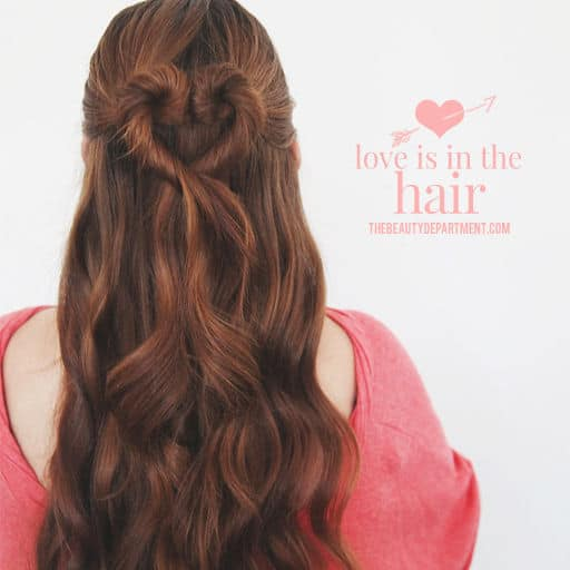 Cutest Valentines Day Hairstyles For Little Girls