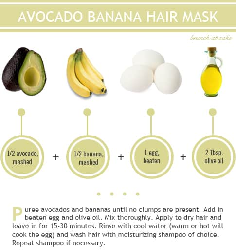 How To Use Bananas In Your Beauty Routine