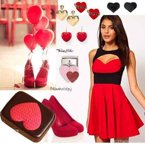 Stylish Valentine S Day Outfits That You Shouldn T Miss