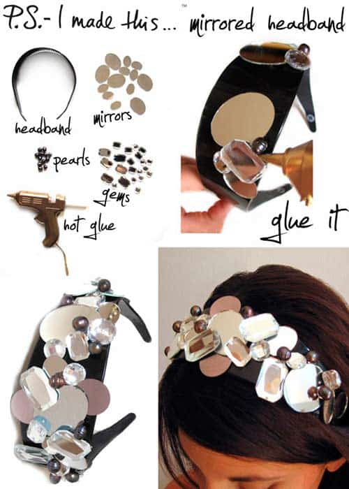 Astonishing DIY Headbands That You Can Make With Ease
