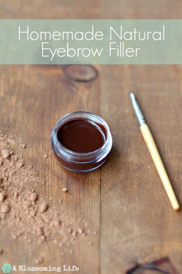 Amazing DIY Eyebrow Fillers That You Can Make At Home