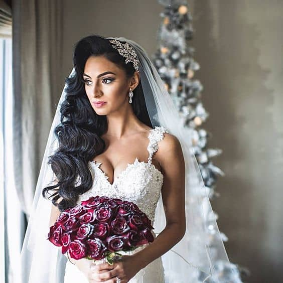Enchanting Wedding Hairstyles For All The Brides To Be