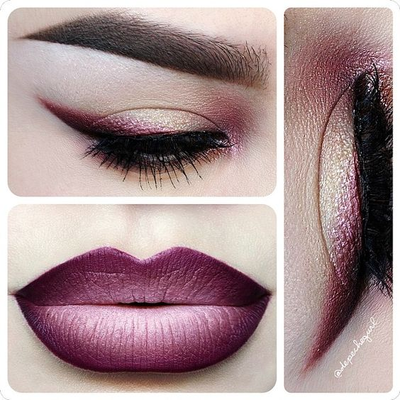 Fantastic Ombre Lips Makeup Ideas That Will Grab Your Attention