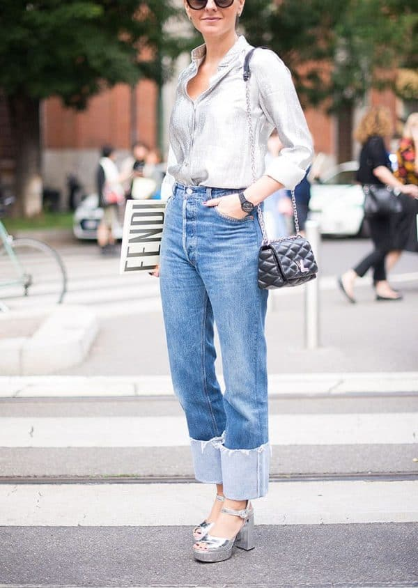 The Most Creative Ways To Wear Jeans On Work