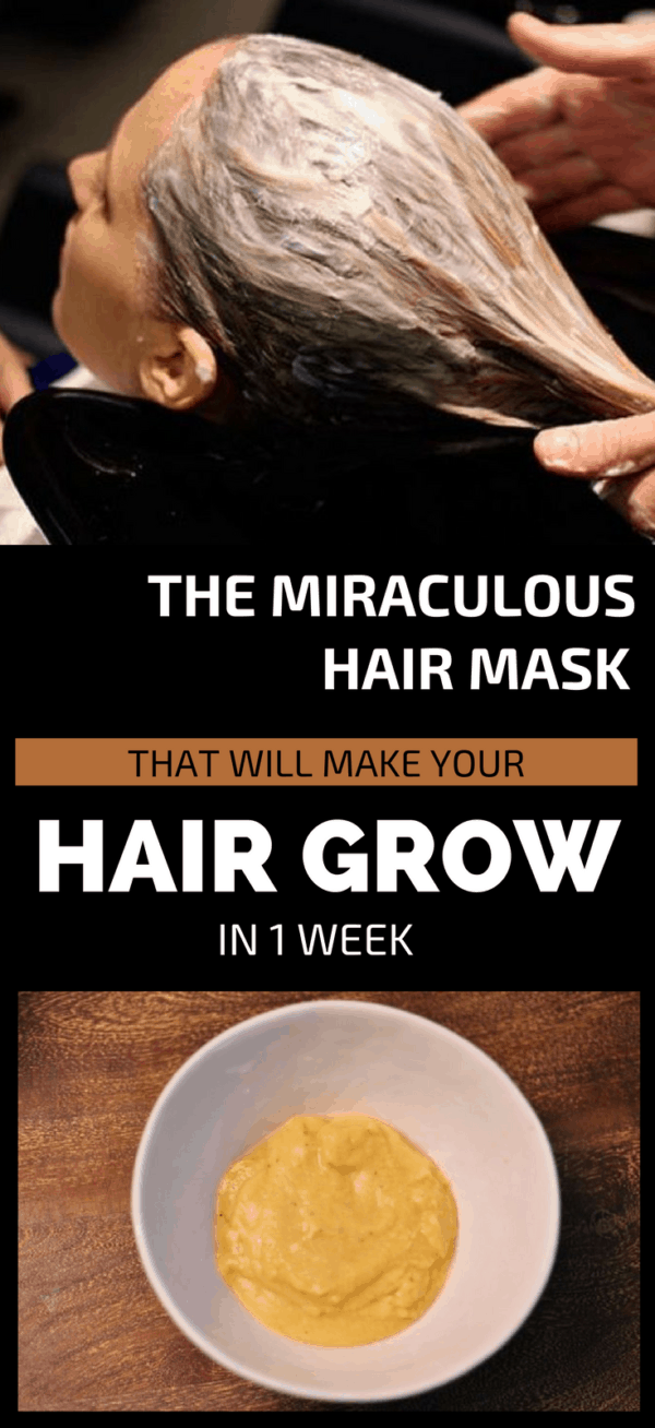 Great Homemade Hair Masks For Healthy Hair