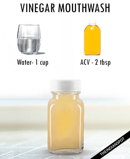 Effective Homemade Mouthwash Recipes That Will Help You Get Rid Of Bad Breath Instantly
