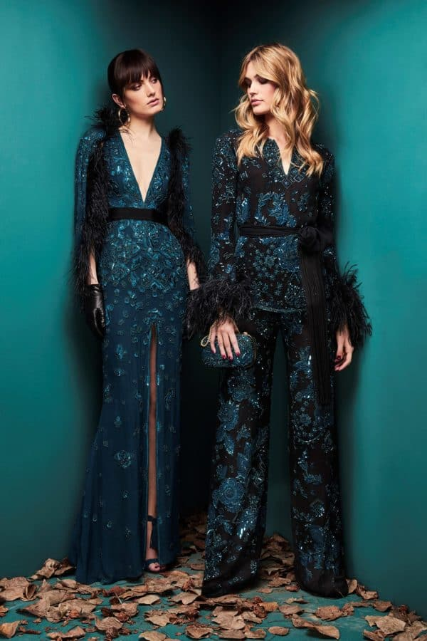 Zuhair Murad Fall Winter Ready To Wear 2018 2019