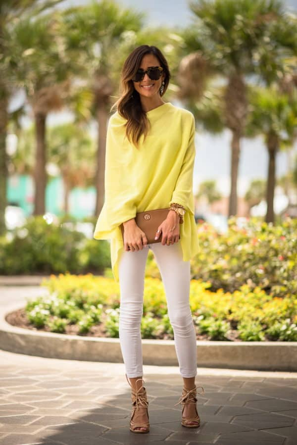 Chic Yellow Combinations To Copy Right Now