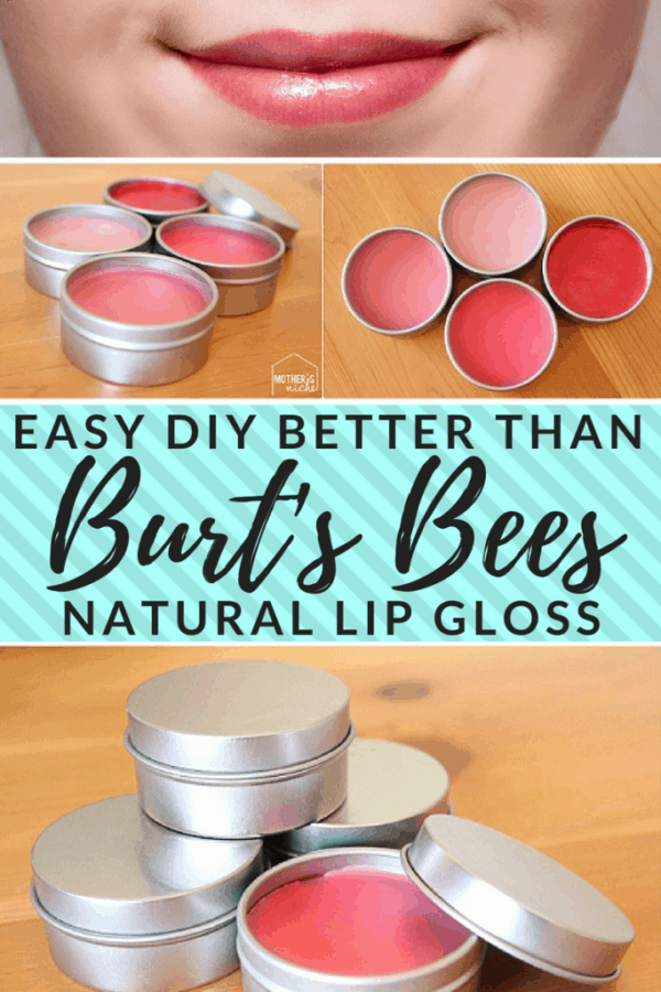 Majestic Homemade Lip Gloss Recipes That You Are Going To Love