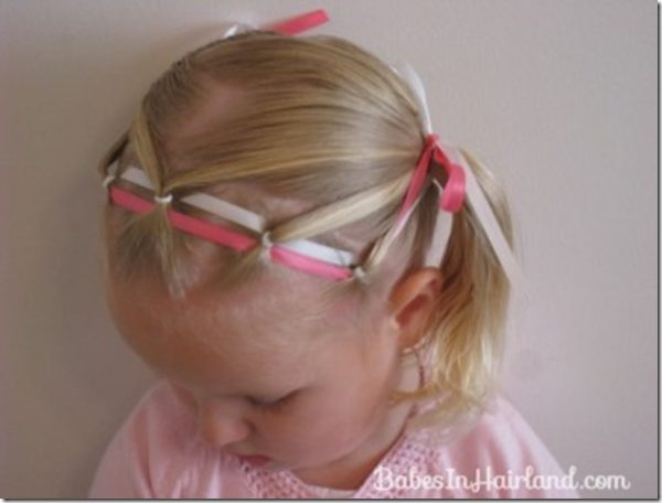 Creative DIY Easter Inspired Hairstyles For Your Little Girl