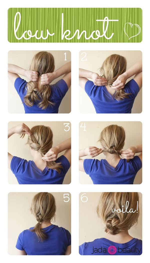 Quick And Easy Hairstyle Tutorials For The Times You Are Too Busy To Visit A Hair Dresser