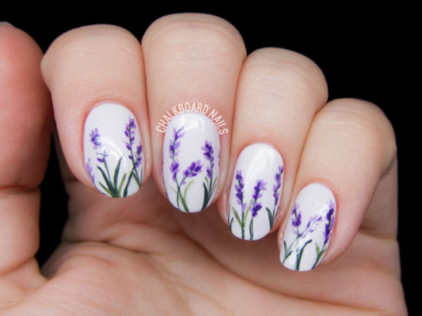 Blooming Nail Designs That Will Bring Spring On Your Nails Instantly