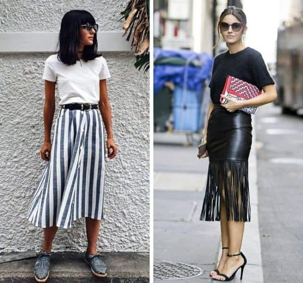 Interesting Fashion Tricks That Will Make You Look Younger And Chic