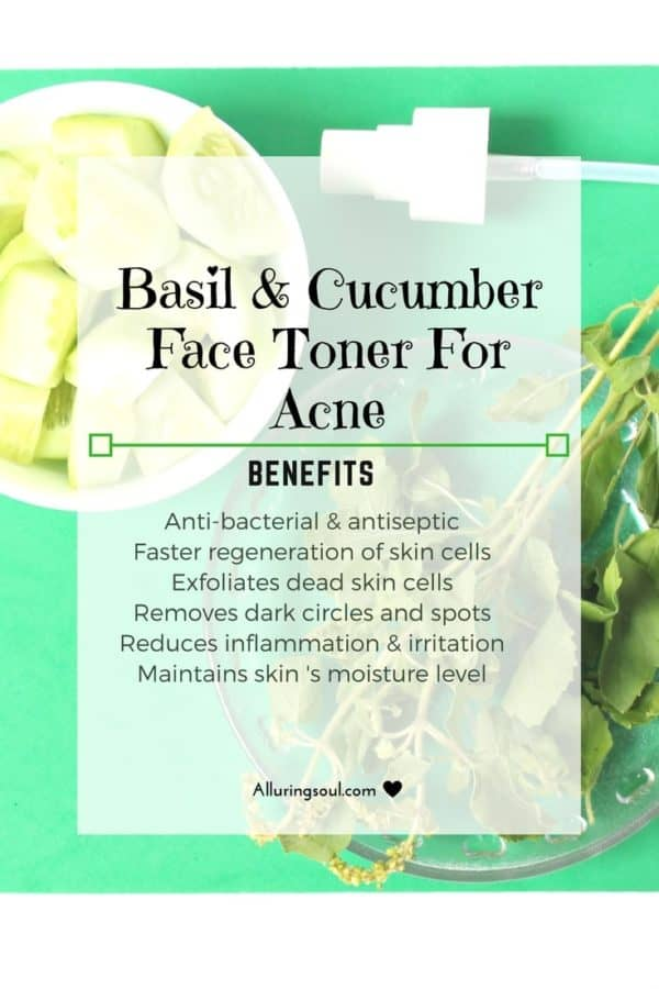 Cucumber Homemade Remedies To Try This Spring