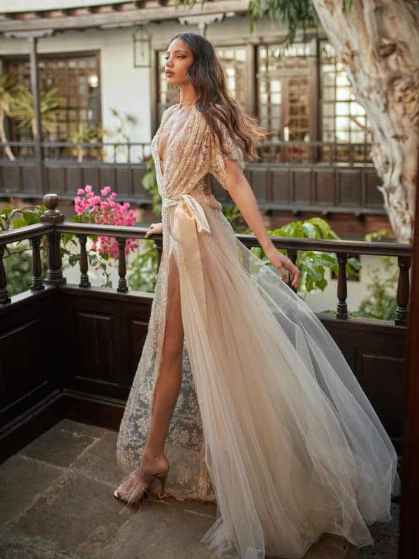 Florence By Night By Galia Lahav   A Dream Come True For All The Brides