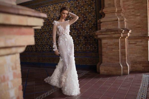 Exquisite Wedding Dresses By Berta Bridal F/W 2018