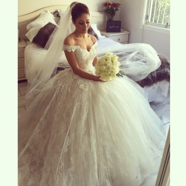 Remarkable Princess Wedding Dresses That Will Take Your Breath Away