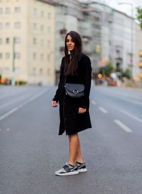 The Best Ways To Wear Head To Toe Black Outfits This Spring