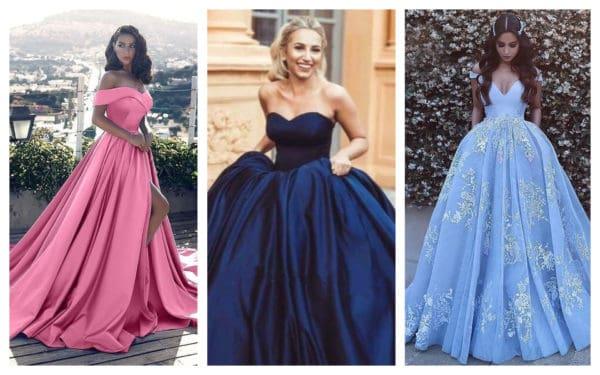 Stunning Prom Dresses That Will Make
