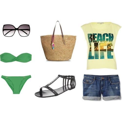Fabulous Beach Polyvore That You Would Love To Copy