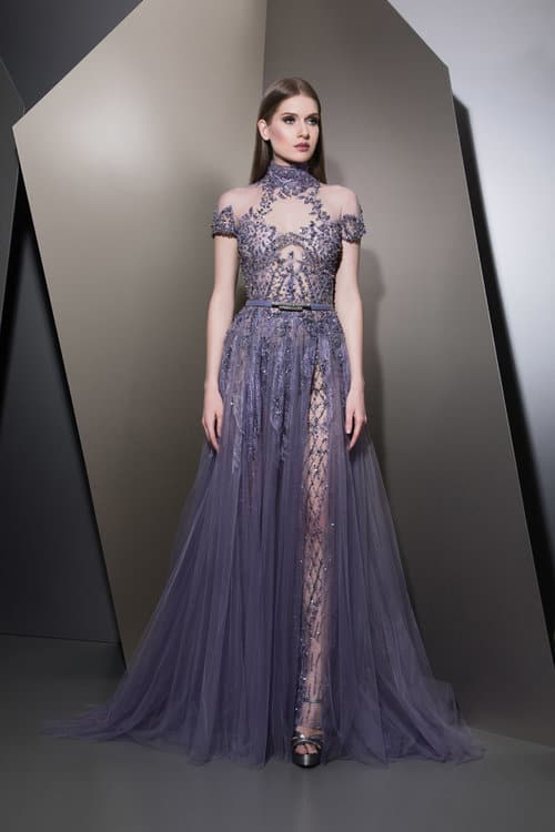 Breathtaking Evening Dresses | Ziad Nakad Fall Winter 2018 2019