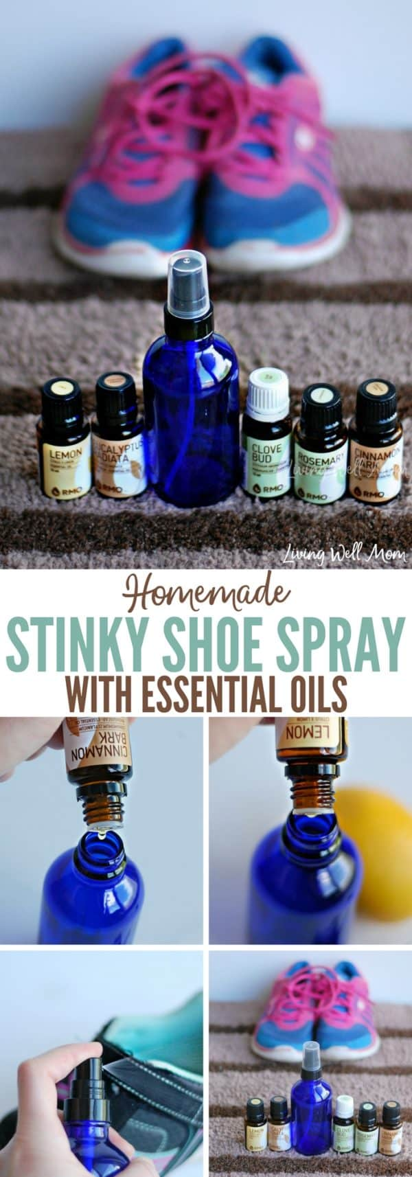 DIY Stinky Shoes And Feet Remedies That Will Save You This Summer