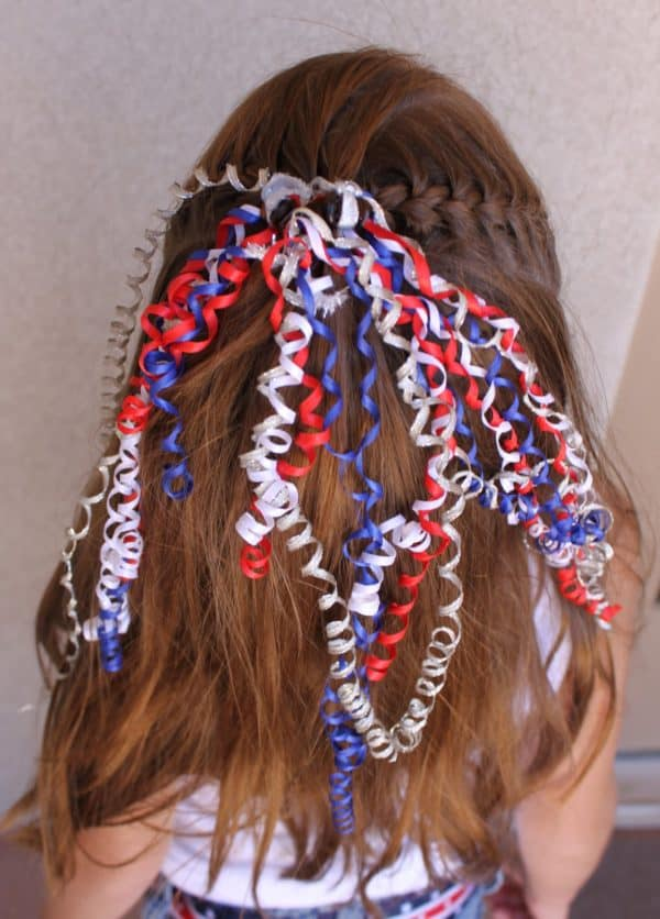 4th of july hair styles stunning 4th of july hairstyles that you would to do 5284