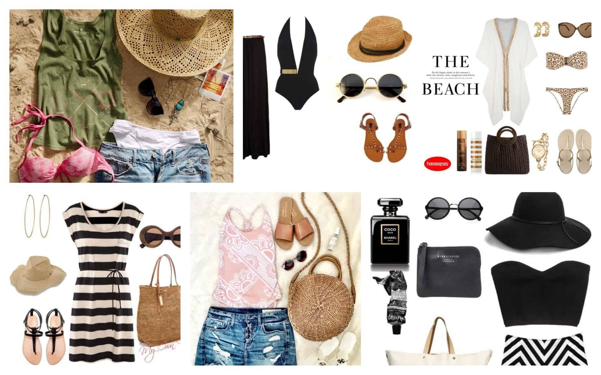 Beach cute outfits polyvore catalog photo