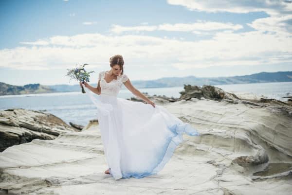 Dreamy Beach Wedding Gowns That Will Make You Feel Like A Goddess