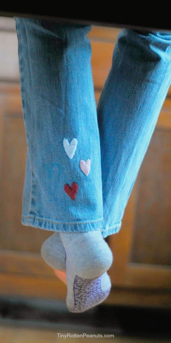 Awesome DIY Jeans Transformations That Will Give Them A Fresh Look