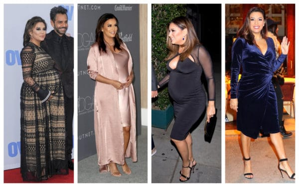 latest discount huge selection of sale uk Pregnant And Beautiful Eva Longoria | Gorgeous Maternity Outfits ...