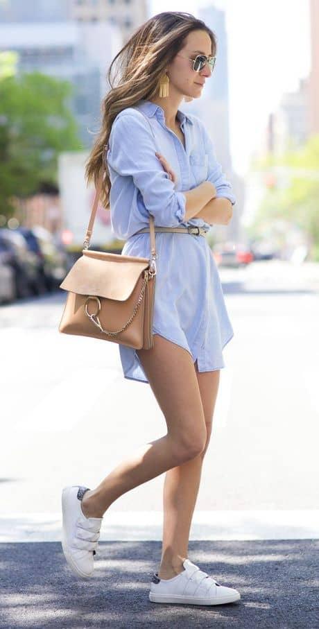 68dd2dfc2c8 Cute Shirt Dresses That Will Get You Comfortably Through Summer