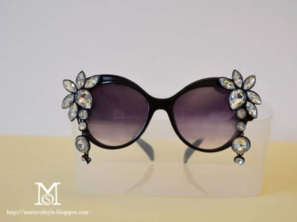 Adorable DIY Sunglasses Ideas That You Would Love To Give A Try