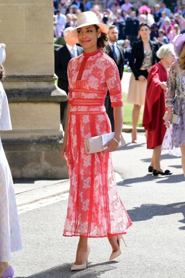 The Best Dressed Guests At The Royal Wedding Who Stole The Show