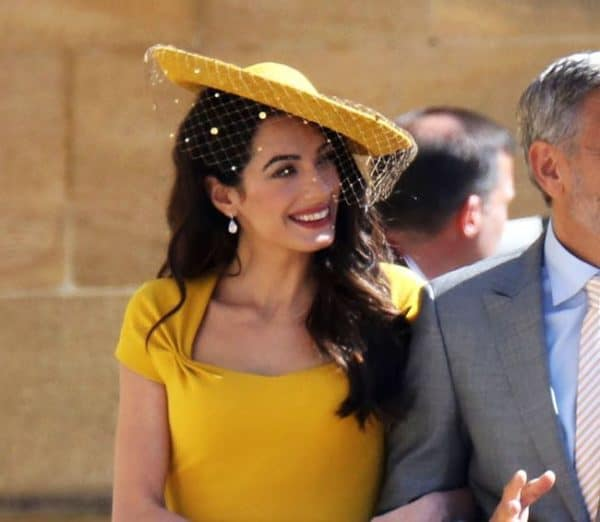 Fascinating Hats That Made An Impression At The Royal Wedding
