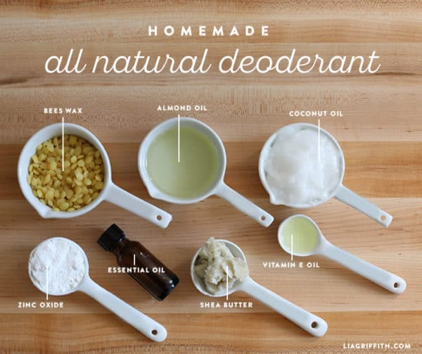 All Natural Homemade Deodorants That Will Be Your Best Friends This Summer