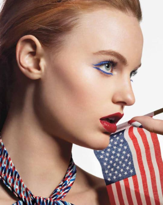 Bold 4th of July Makeup Ideas That Will Complete Your Patriotic Look