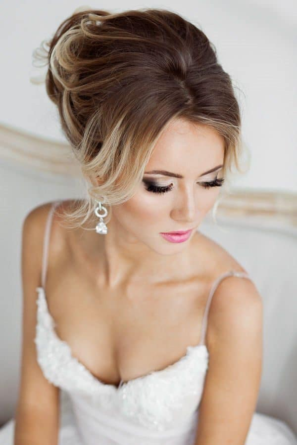 hair and makeup style for wedding light summer wedding makeup ideas that will amaze you 7288