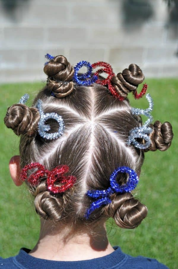 Stunning 4th of July Hairstyles That You Would Love To Do