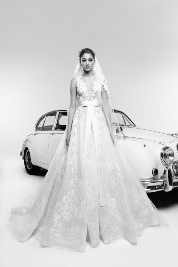 Inspiring Bridal Collection Spring 2019 By Zuhair Murad