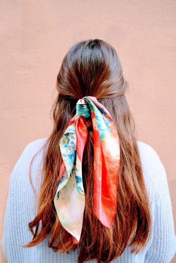 Incredible Bandana Hairstyles Which Will Add A Cool Factor To Your Look