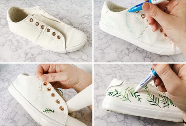 Summer DIY Sneakers Ideas That You Have To Make Now