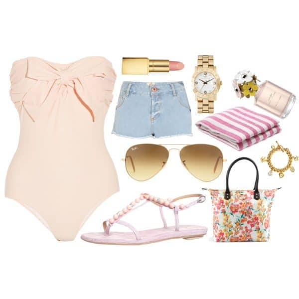 Super Hot Beach Polyvore That Will Get You Noticed This Summer