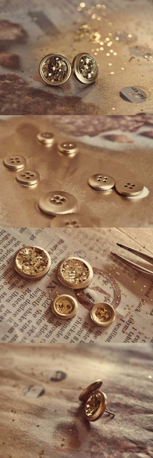 Dazzling DIY Earrings That Are Easy To Make