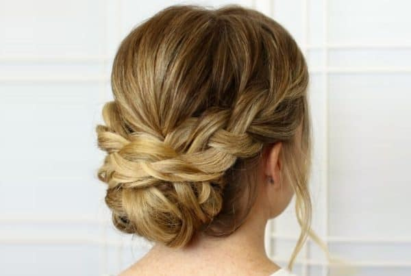 Hair Styles For Braids Pictures: Elegant Low Bun Hairstyles That Will Make You Look