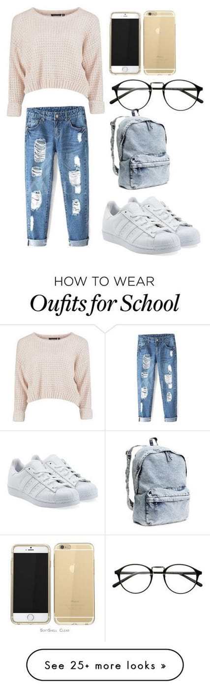 Cool Back To School Outfits That You Have To Check Out
